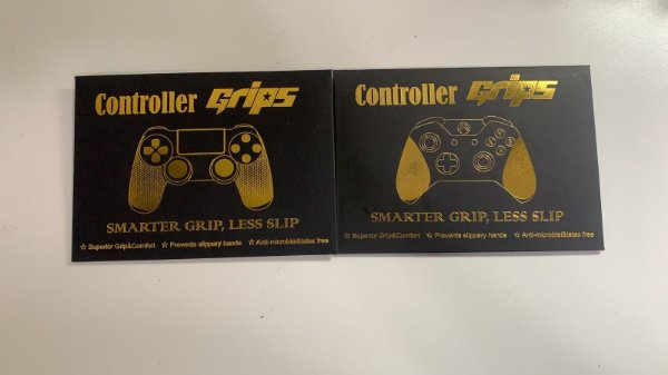 Controller Grips PS4