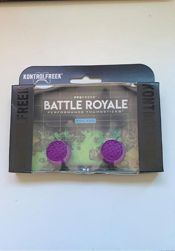 Kontrol Freek Roxo Battle Royale para PS4/PS5
