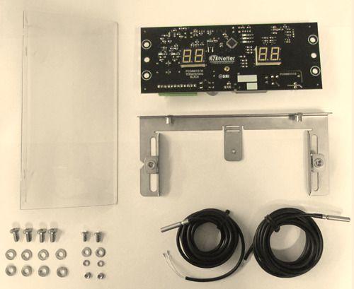 Conjunto Termômetro Digital Netter NT-800 / 810