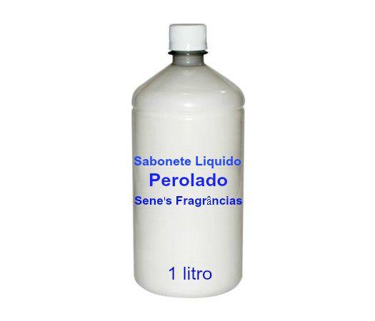 APR/0077 Base P/ Fab. de Sabonete Liquido Perolado