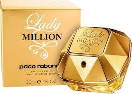Essência Contratipo Lady Million