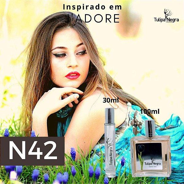 Perfume Tulipa Negra N 42 - J'adore