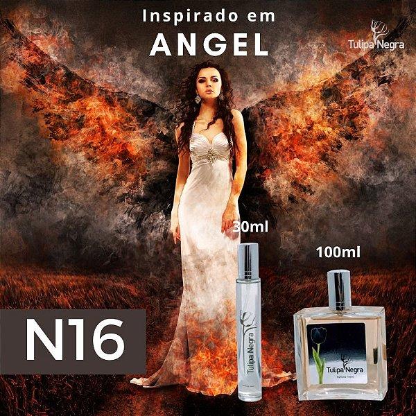 Perfume Tulipa Negra N 16 - Angel