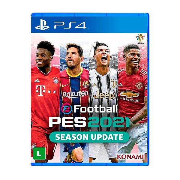eFootball PES 2021 - Season Update (PS4)