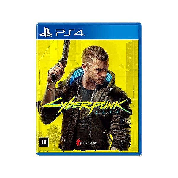 Cyberpunk 2077 (PS4) (PS5)
