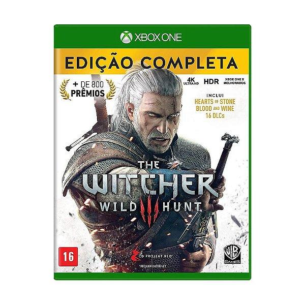 The Witcher 3 Wild Hunt - Edição Completa (Xbox One)