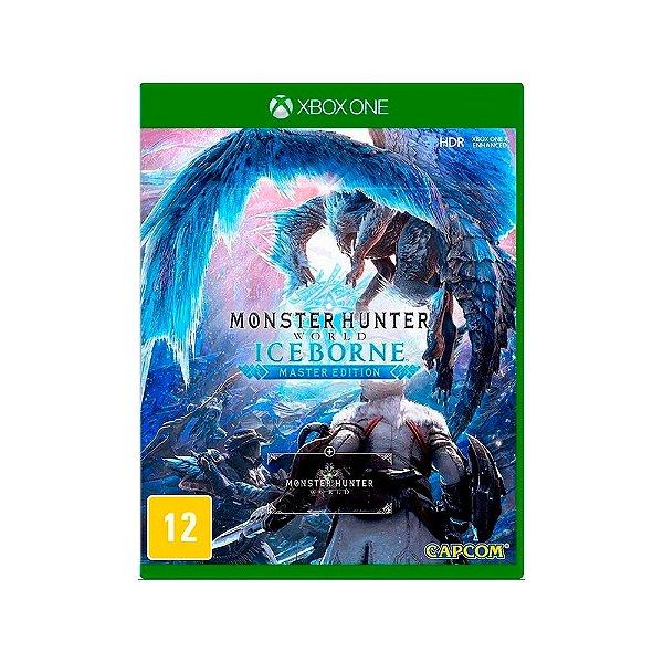 Monster Hunter World Iceborne - Master Edition (Xbox One)