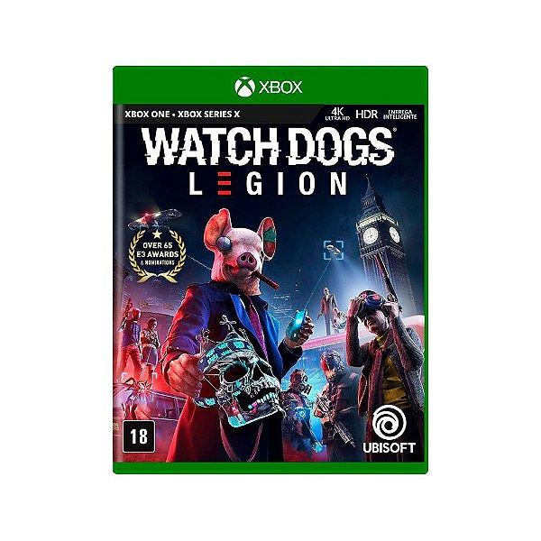 Watch Dogs Legion (Xbox One) (Xbox Series X)