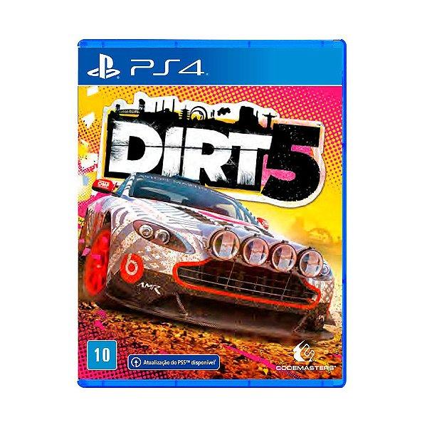 Dirt 5 (PS4) (PS5)