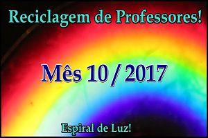 Reciclagem Professores - 10/2017