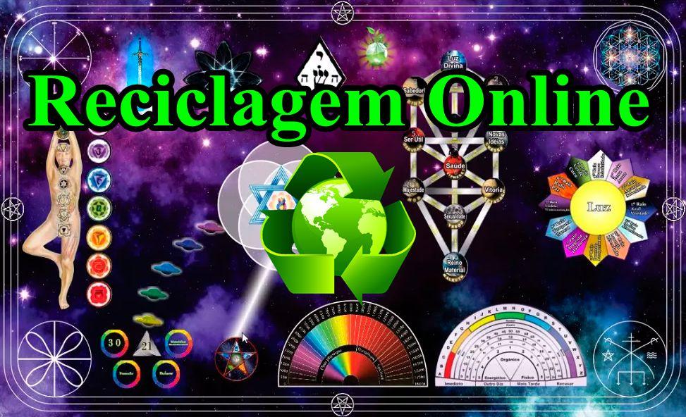 ( Reciclagem ) Mesa Quântica Estelar - Online