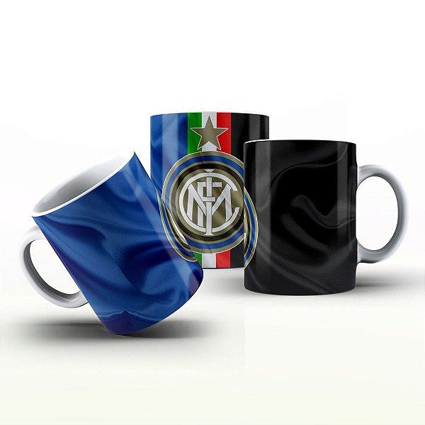 Caneca Personalizada Futebol  - Inter Milan