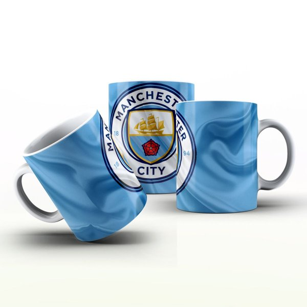 Caneca Personalizada Futebol  - Manchester