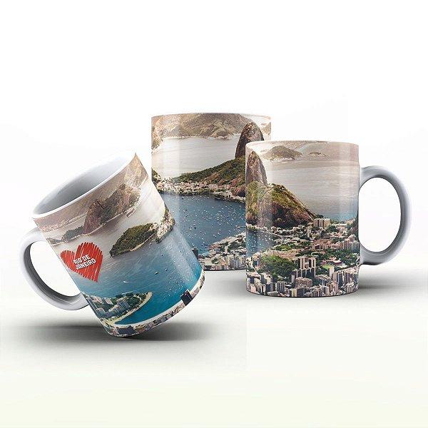 Caneca Personalizada Lugares   - Rio de Janeiro