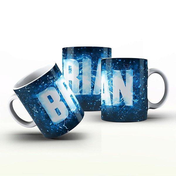 Caneca Personalizada X Tudo - Brian