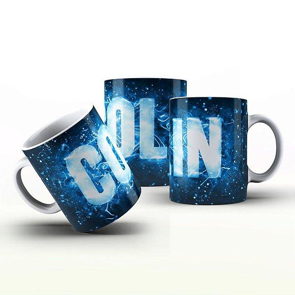 Caneca Personalizada X Tudo - Colin