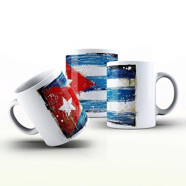 Caneca Personalizada X Tudo - Cuba