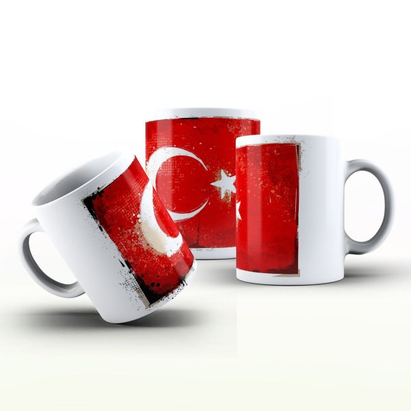 Caneca Personalizada X Tudo - Turquia