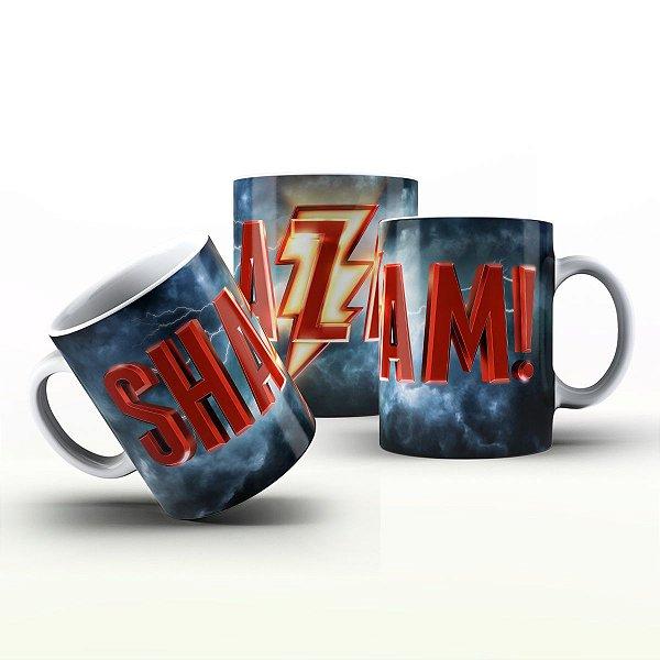 Caneca Personalizada Heróis  - Shazam