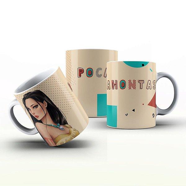 Caneca Personalizada  - Pocahontas