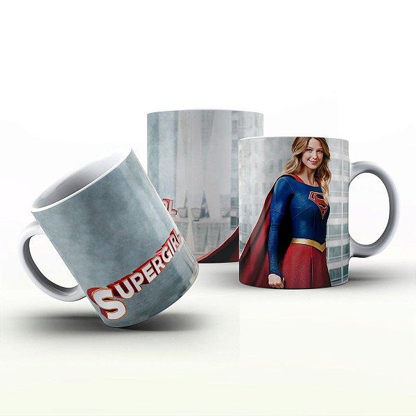Caneca Personalizada Seriado - Super Girl