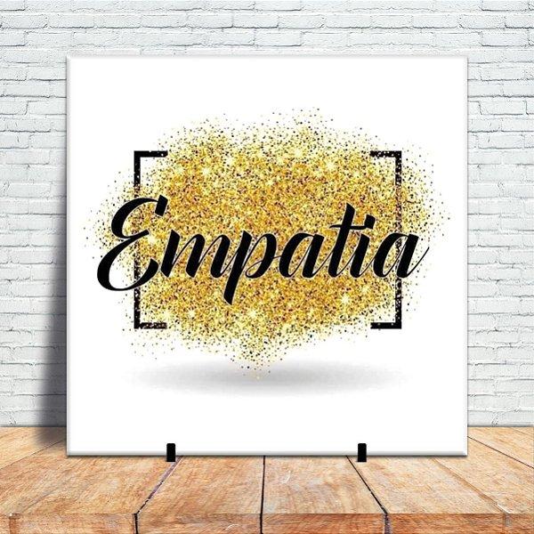 Azulejo Decorativo - Empatia
