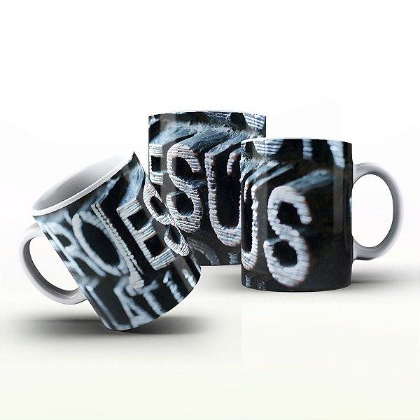 Caneca Personalizada Gospel - Jesus