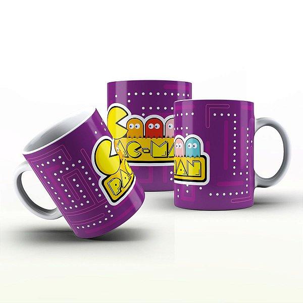 Caneca Personalizada Game - Pac-Man 2