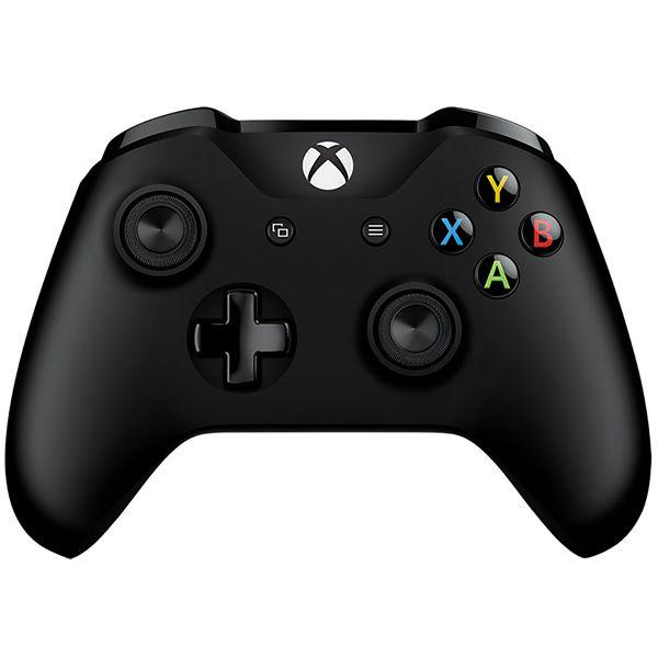 Controle Sem Fio Microsoft 1708 3ª Geração para Xbox One S e X - Preto