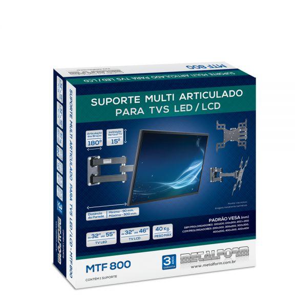 Suporte Multi Articulado MTF800 para LCD/LED 32 a 55