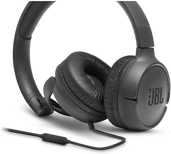 JBL Tune 500 - Fone de Ouvido com Fio