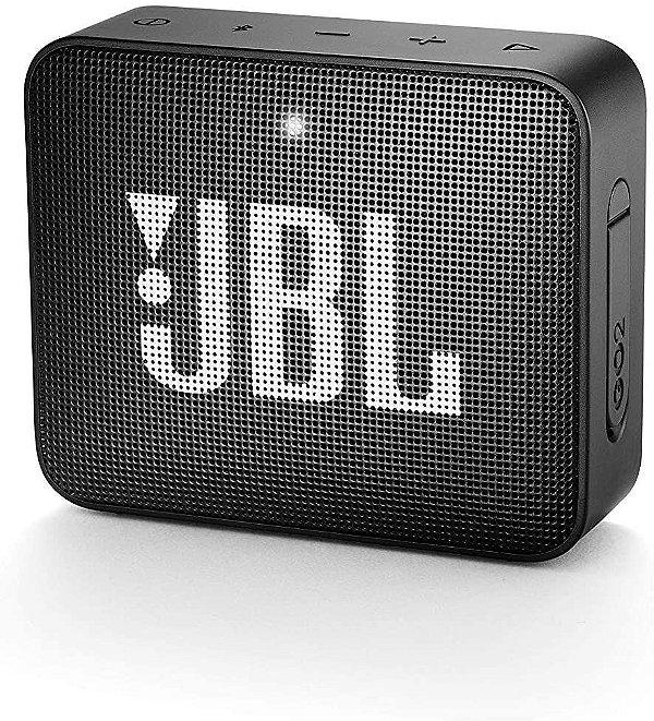 JBL GO2 – Alto-falante Bluetooth ultra portátil à prova d'água