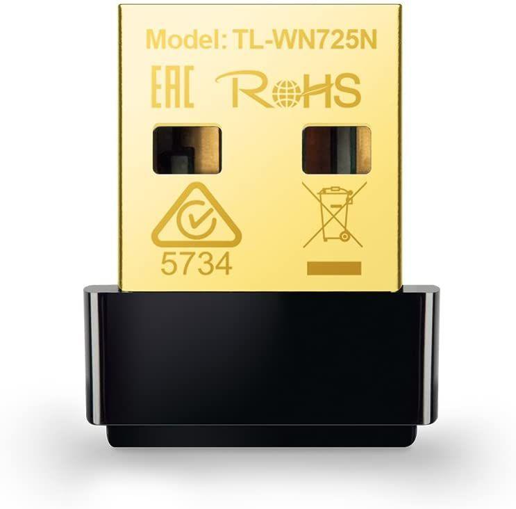 Tp-Link TL-WN725N, Wireless 150Mbps Nano USB Adaptador