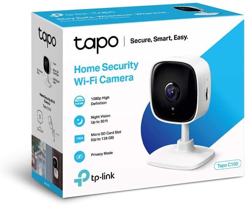 Câmera TP-Link Tapo C100