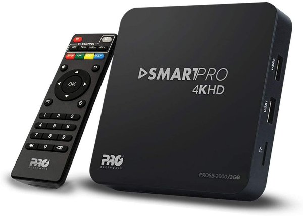 Smart TV Box Android PROSB-2000