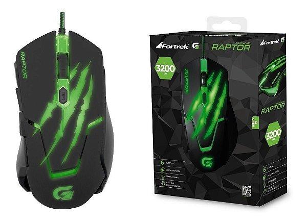 Mouse Gamer Raptor