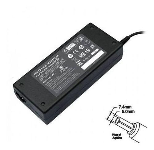 Fonte carregador para notebook HP / Compaq 18.5v 3.5a 65w