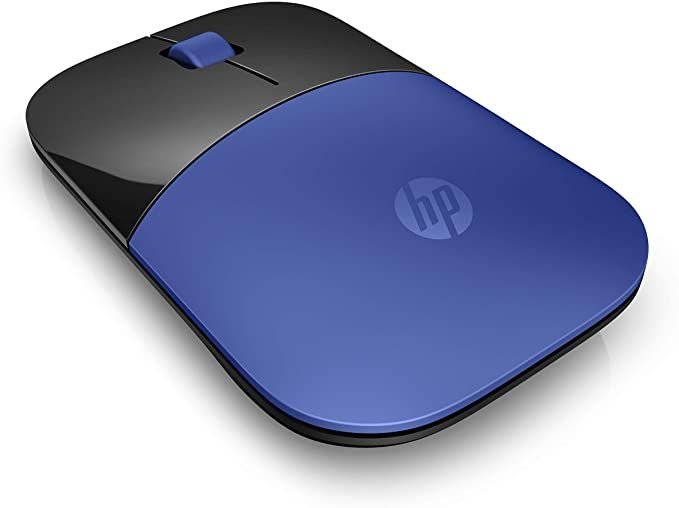 Mouse Sem Fio HP Z3700, Sem fio