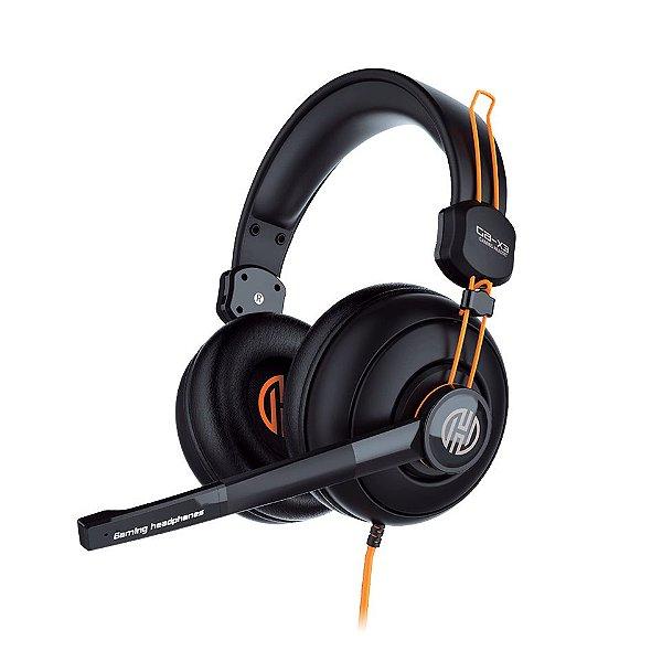 Headset Gamer Hoopson, GA-X3, Conexão 2 P2