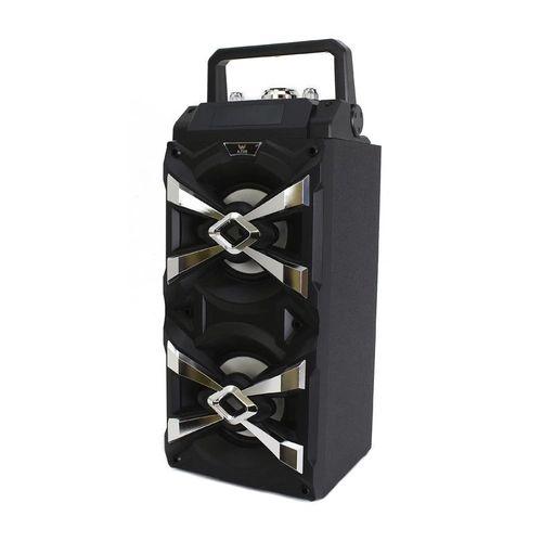 Caixa de som Altomex 20W, Conexão Bluetooth, USB, TF, P2 e Mic
