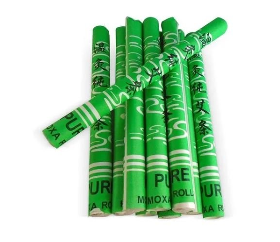Moxa de artemísia - Caixa com 10 unidades