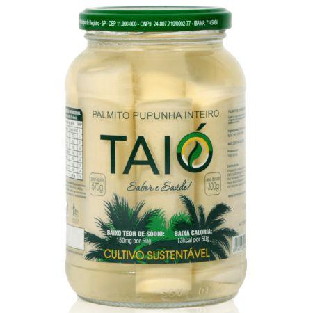 Palmito Pupunha INTEIRO 300g