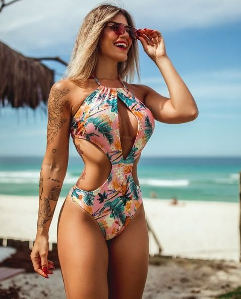 Maiô Ana Gabriela
