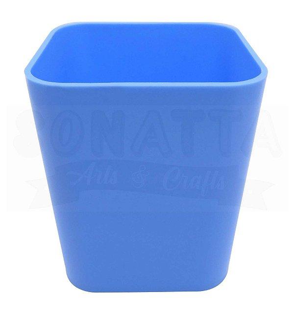Porta Objetos Dello Dellocolor Azul Claro 3029B