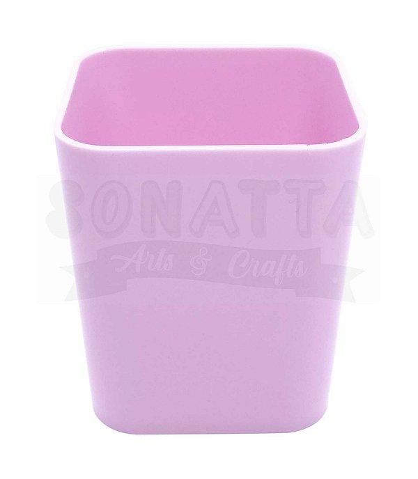 Porta Objetos Dello Dellocolor Rosa Claro 3029W