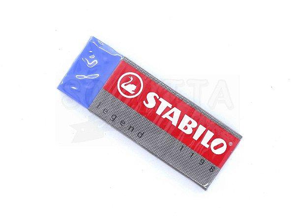 Borracha STABILO Legend 1198 - Azul
