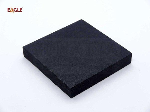 Sticky Notes (Bloco Adesivo) EAGLE Quadrado Preto - 654BL
