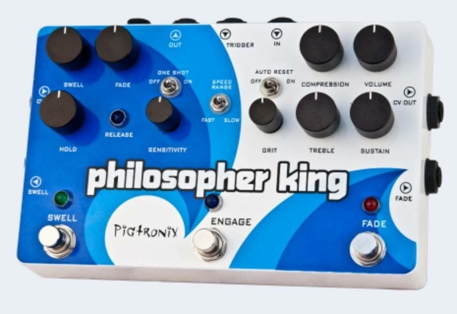 Pigtronix Philopher King