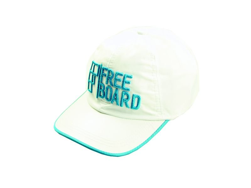 Boné Freeboard Branco