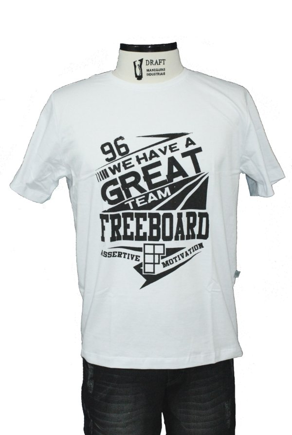 T-shirt Freeboard